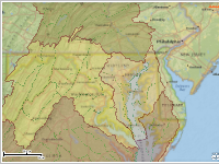 Maryland Watersheds