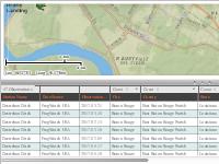 Destrehan Ditch Map