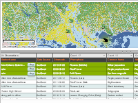 BudBurst Observations in Louisiana