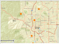 BudBurst Observations in Colorado Springs