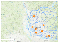Clark County Watersheds