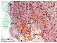 Watershed / Water Infrastructure Features