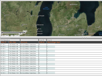 Exploring Great Lakes Environmental Data: Dissolved Oxygen and L