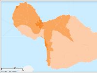 Maui - Population Density