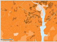 Population Density - Alexandria, VA