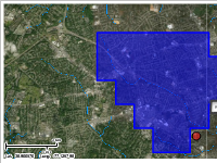 Kenmore -- upstream land use.